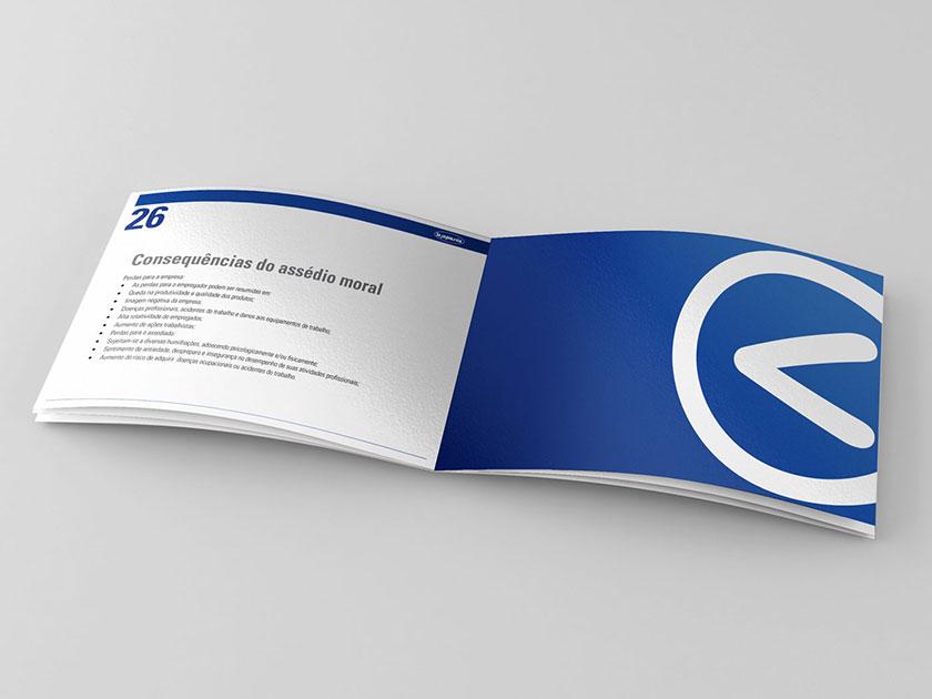 cartilha injeplastic editorial design designer grafico igarape sao joaquim de bicas betim belo horizonte sao paulo