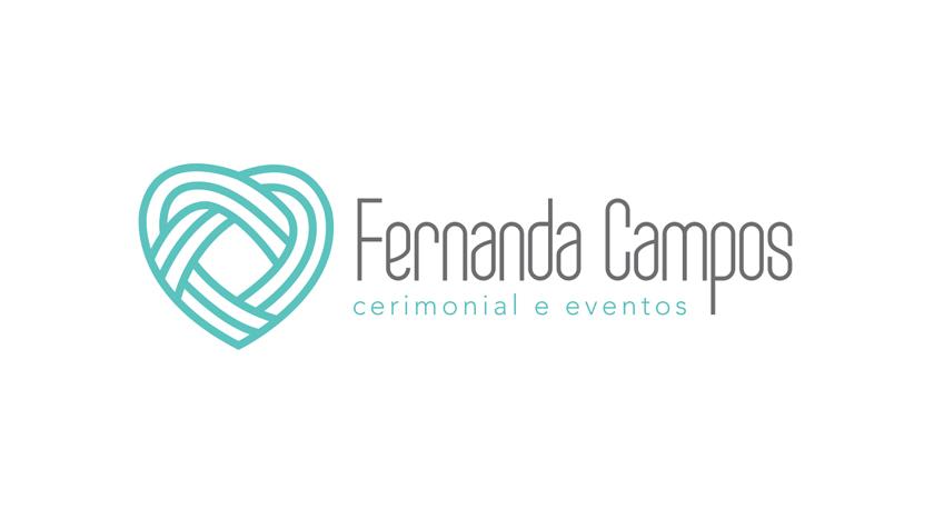 logotipo horizontal fernanda campos cerimonial e eventos