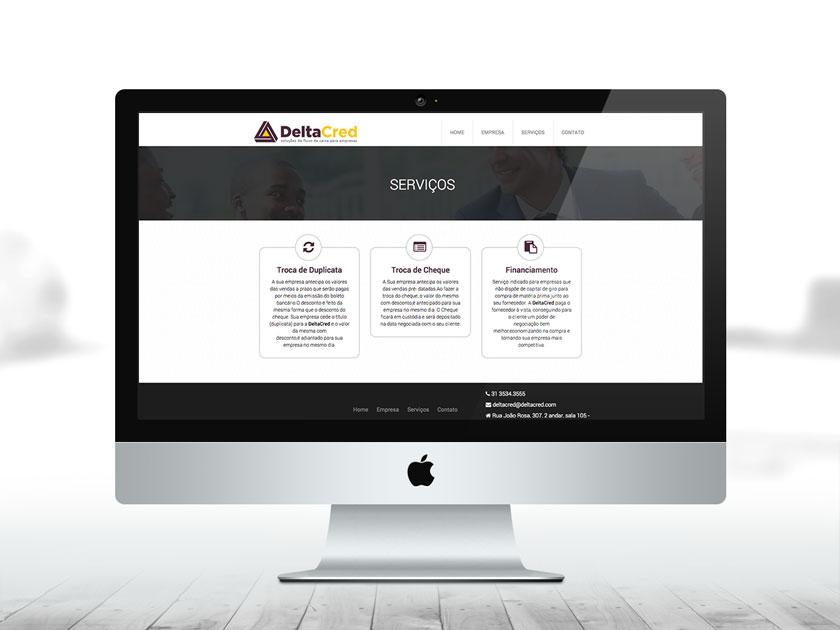 site, deltacred, igarapé, betim, belo horizonte, contagem, credito, soluçoes, empresas,