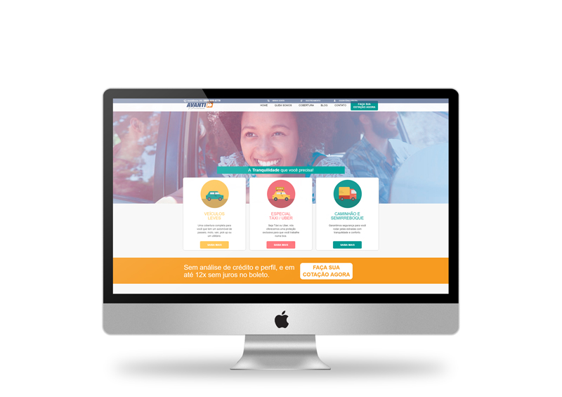 Site AVANTI Premium
