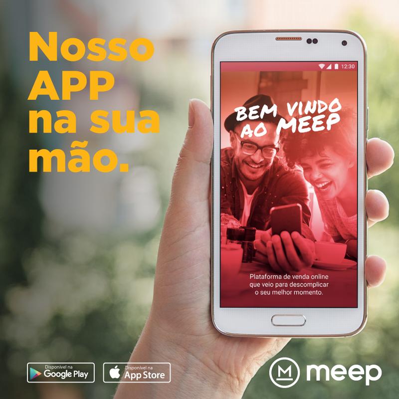 Rede Social Meep